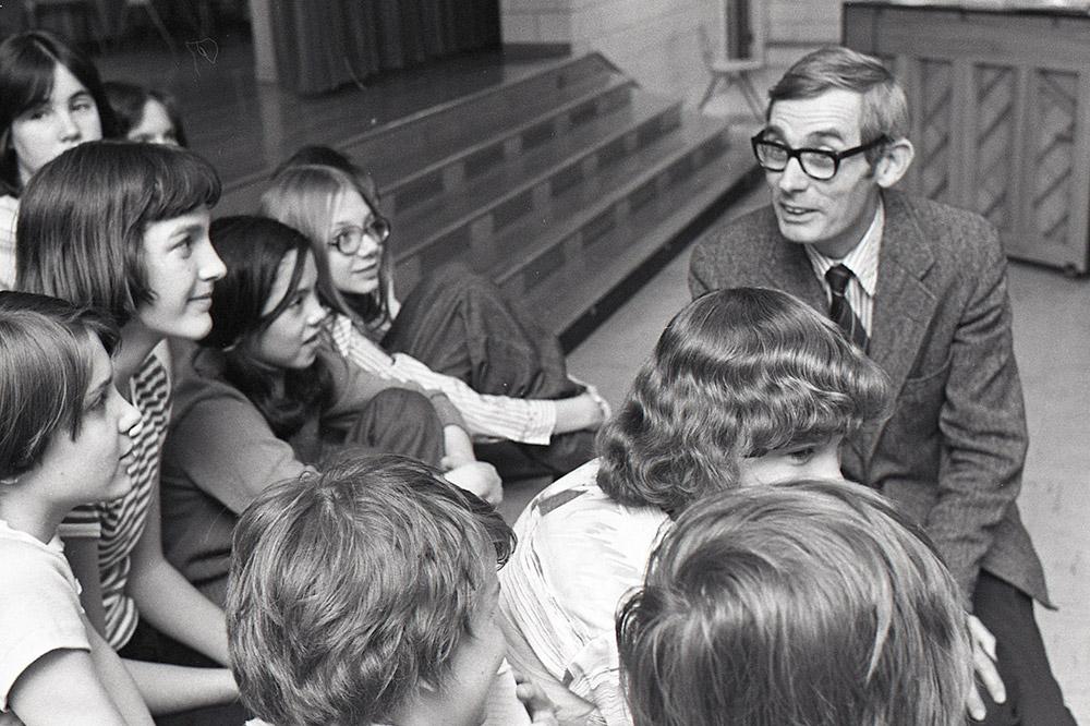 Dane Gordon, beloved RIT historian and educator, dies at age 94