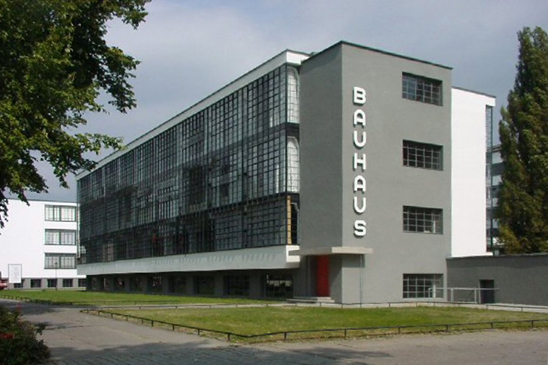 An exterior photo of Anhalt University of Applied Science in Germany.