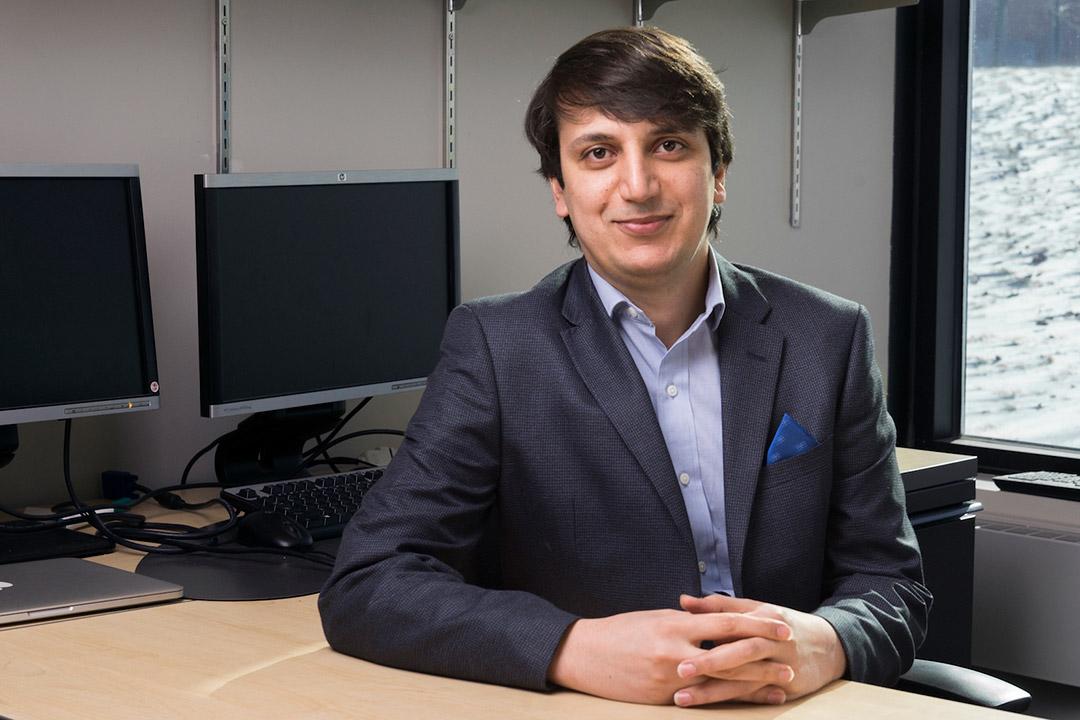 Assistant professor Mehdi Mirakhorli.