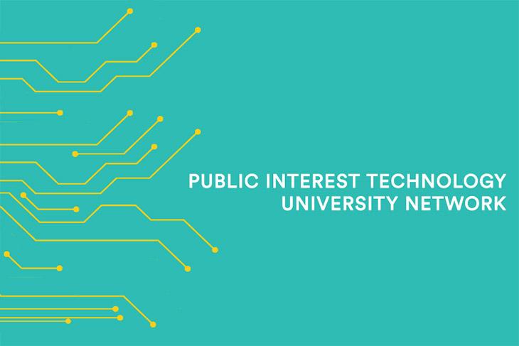 graphic that reads: Public Interest Technology University Network.