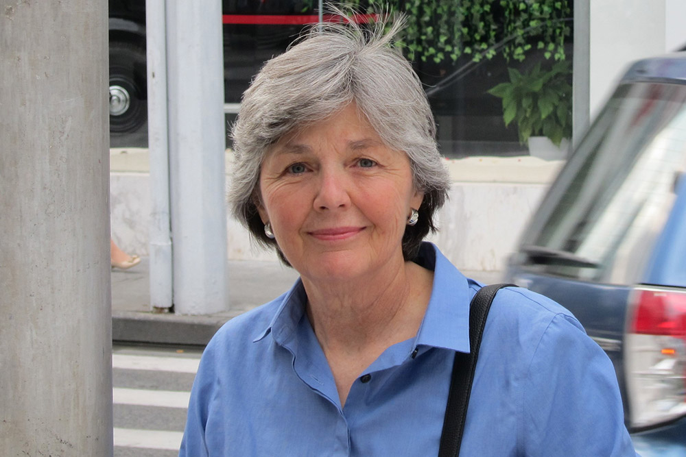Portrait of author, Susan Foley