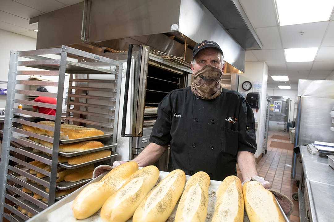 RIT Dining delivering safe solutions to keep students fed
