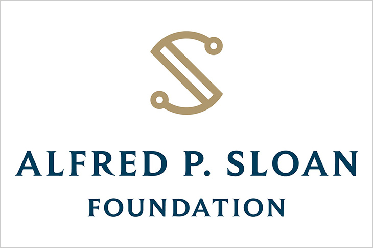 logo for Alfred P. Sloan Foundation.