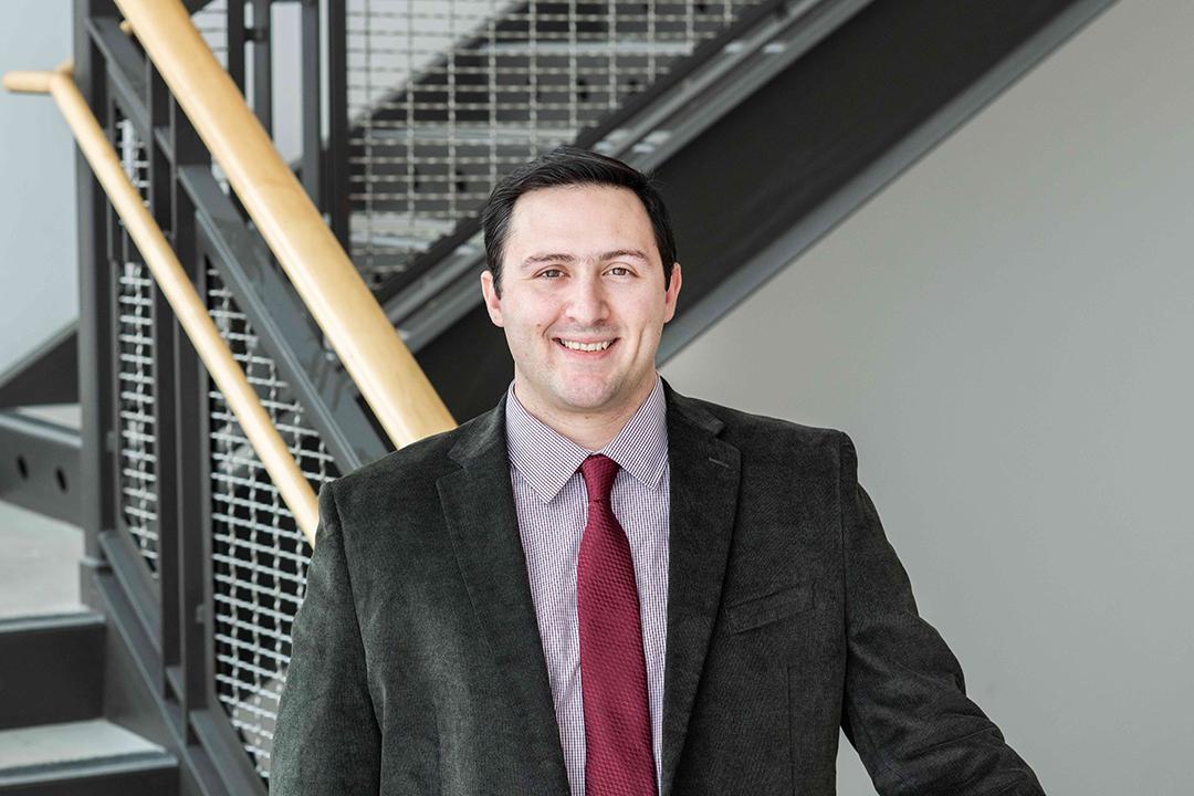 Professor wins USAF Research Program Young Investigator Award