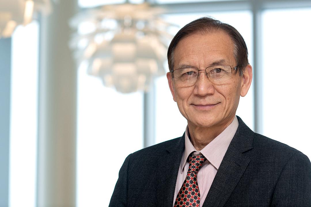 environmental portrait of Yong Tai Wong.