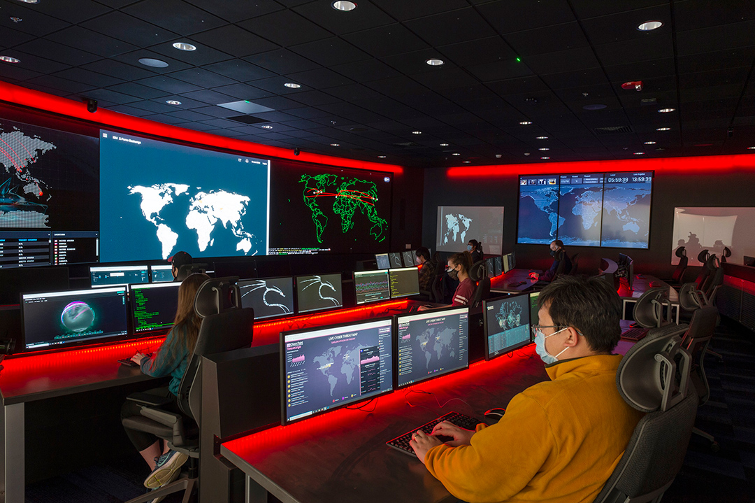 IBM gift to help RIT's Global Cybersecurity Institute enhance workforce development
