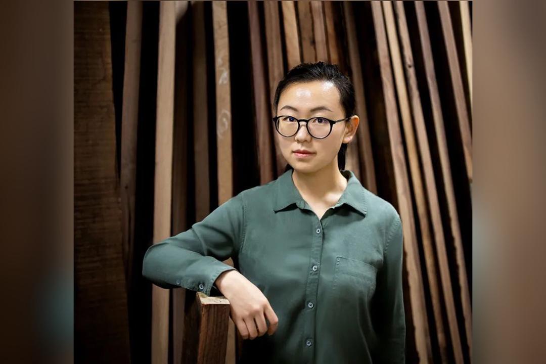 Gao Yahui poses for a portrait.