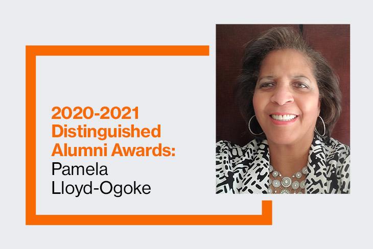 National Technical Institute for the Deaf 2020-2021 Distinguished Alumna: Pamela Lloyd-Ogoke