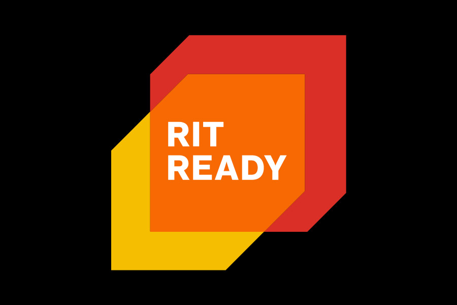 RIT Ready graphic.