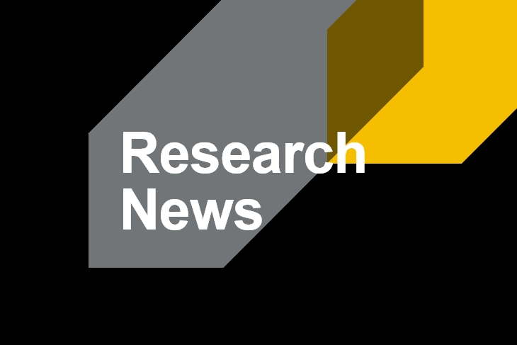 Research News graphic.