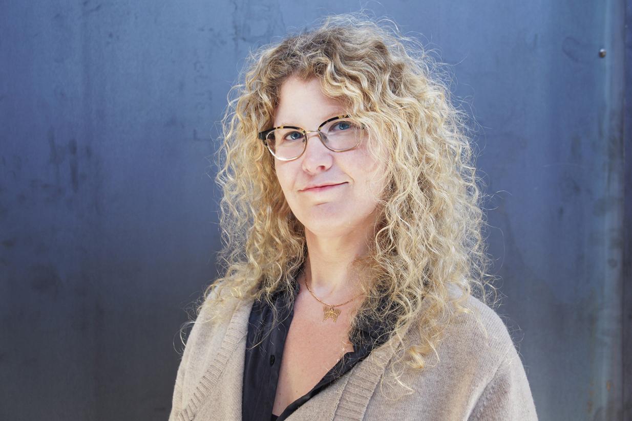A headshot of Erin Sarofsky.