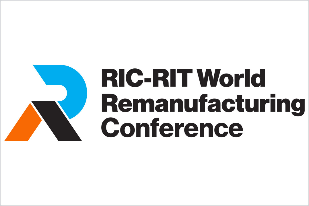 'logo for RIC-RIT World Remanufacturing Conference.'