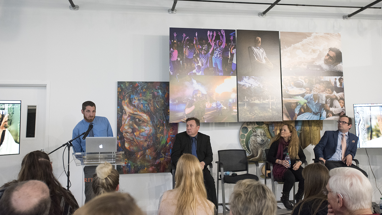 Four RIT alumni present at RIT City Art Space