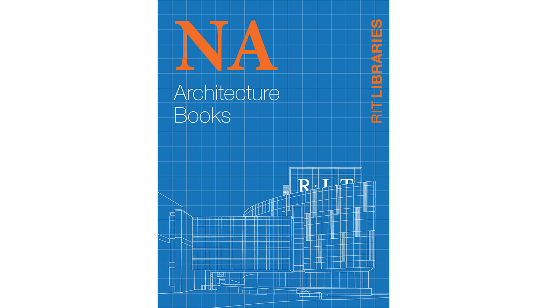 Poster for Architecture Books