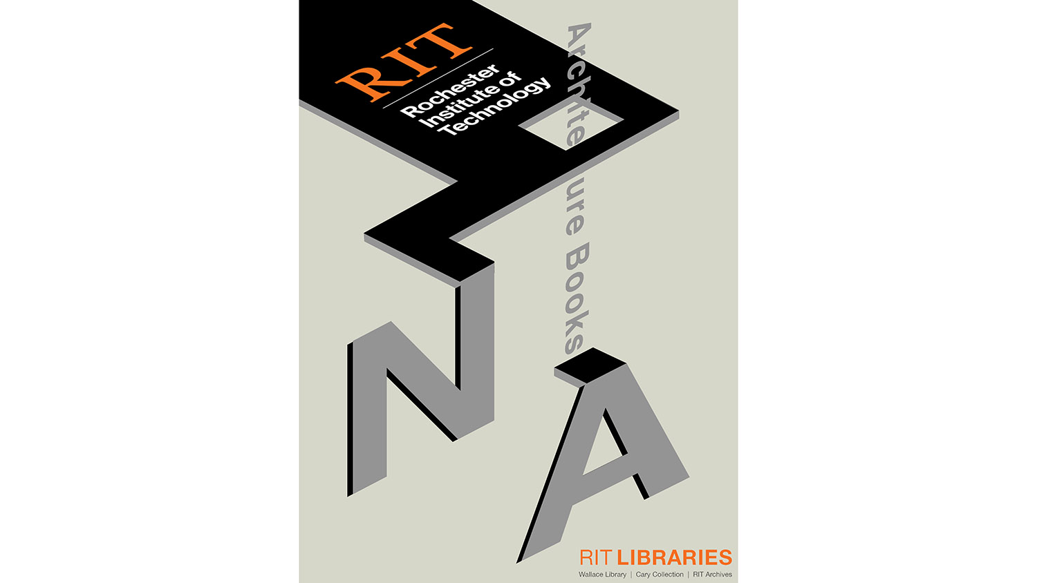 A graphic for RIT Libraries