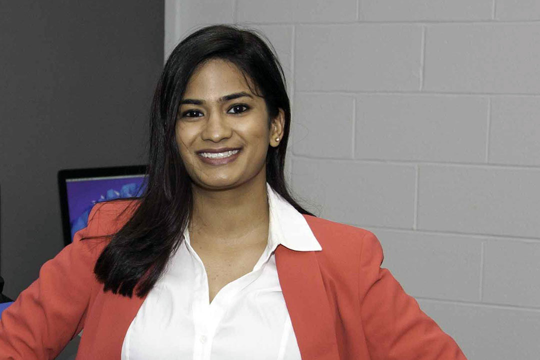 Payal Sharma is a 2018 graduate of the MS degree in print media.
