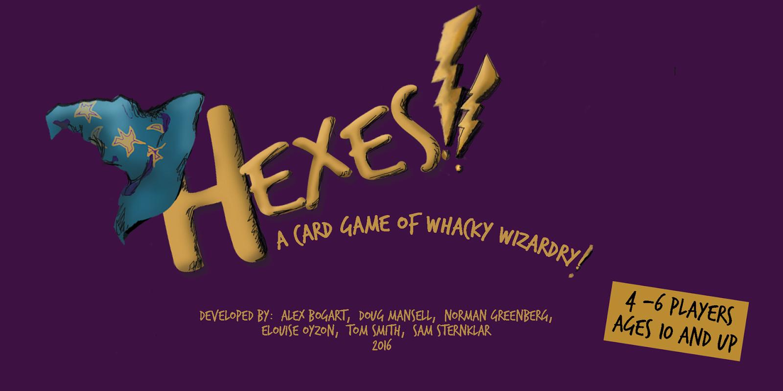 HEXES!! logo