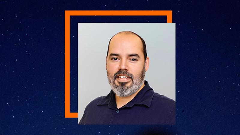 headshot of Rodolfo Montez