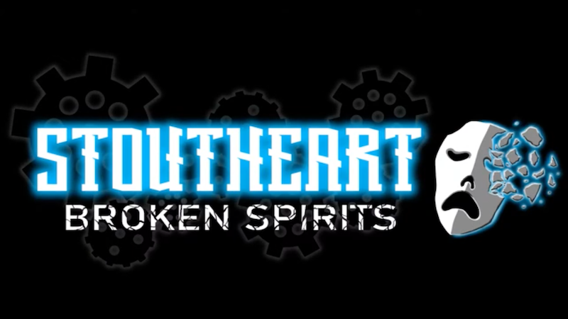 Stoutheart: Broken Spirits Logo